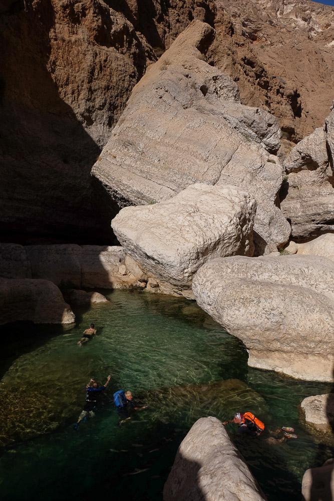 Wadi Shab, Hajar Oriental 31