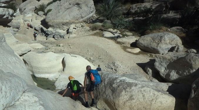 Wadi Shab, Hajar Oriental 35