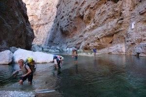 Mibam à Umq Bir, Wadi Tiwi, Oman 11