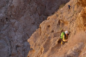 Mibam à Umq Bir, sentier bédouin, Wadi Tiwi, Oman 20