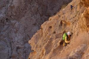 Mibam à Umq Bir, Wadi Tiwi, Oman 20