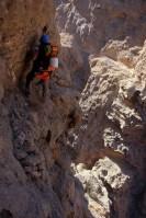 Mibam à Umq Bir, sentier bédouin, Wadi Tiwi, Oman 27