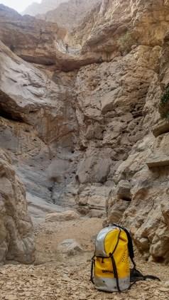 40m de la cascade R3