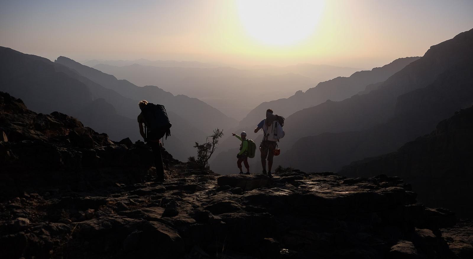 Wadi Halfain, Sayq Plateau 7