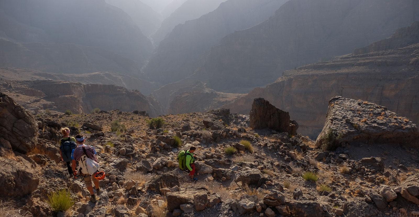 Wadi Halfain, Sayq Plateau 9