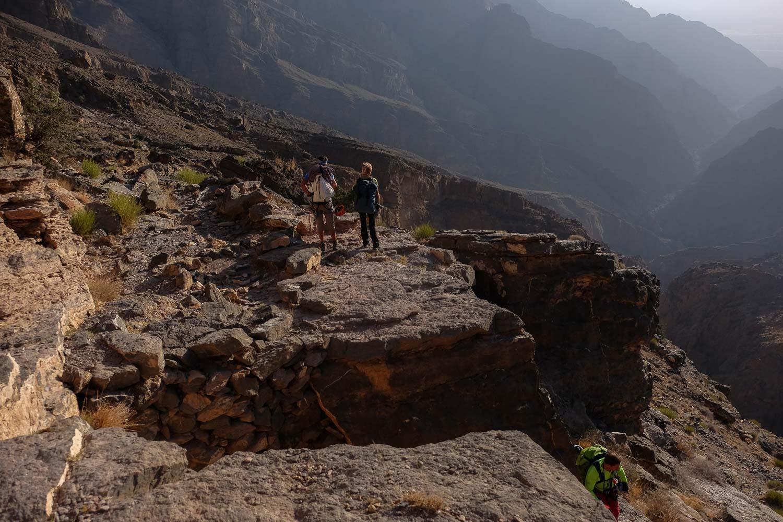 Wadi Halfain, Sayq Plateau 11