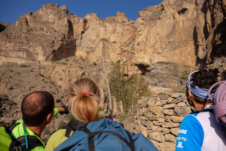 Wadi Halfain, Sayq Plateau 14