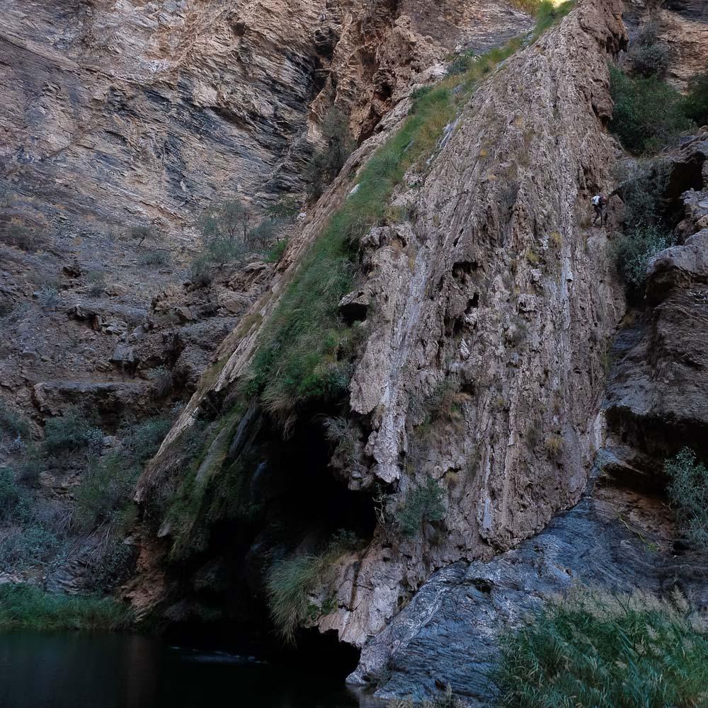 Wadi Halfain, Sayq Plateau 24