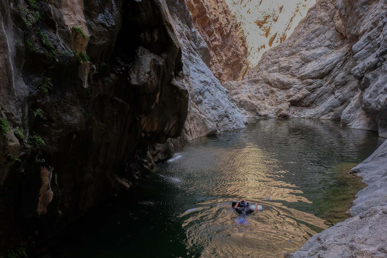 Wadi Halfain, Sayq Plateau 38