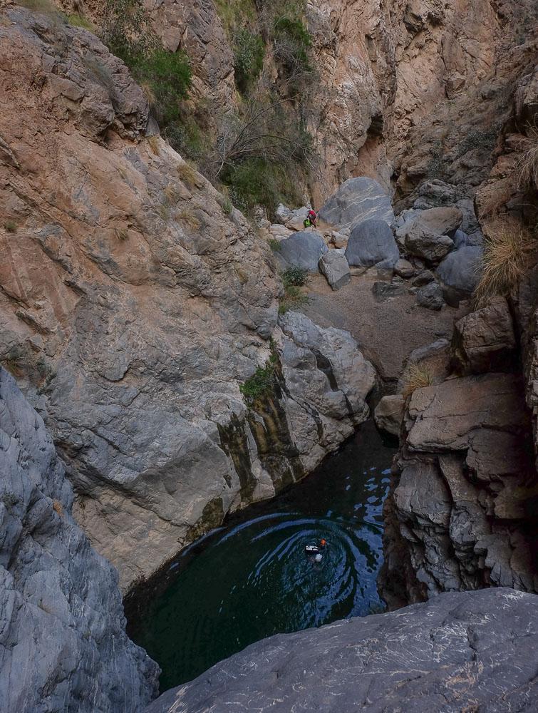 Wadi Halfain, Sayq Plateau 43