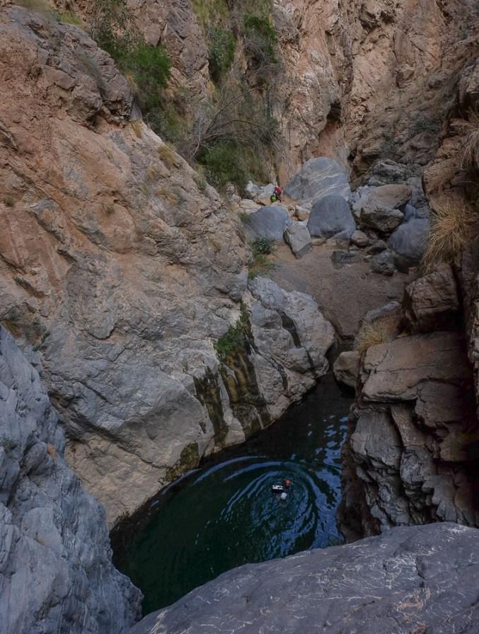 Wadi Halfain, Sayq Plateau 45
