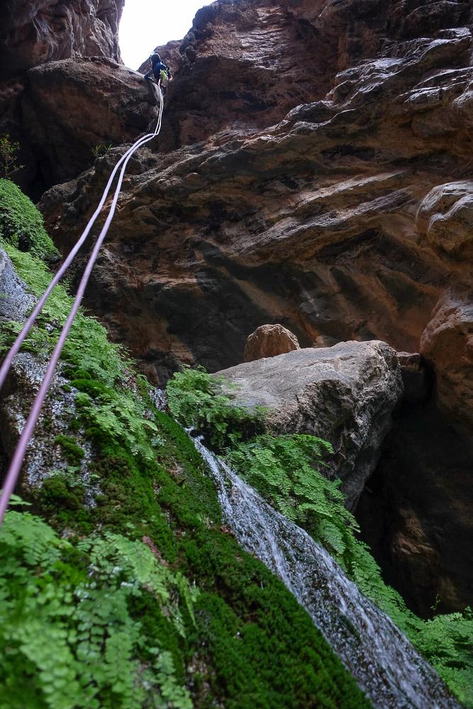 Wadi Halfain, Sayq Plateau 54