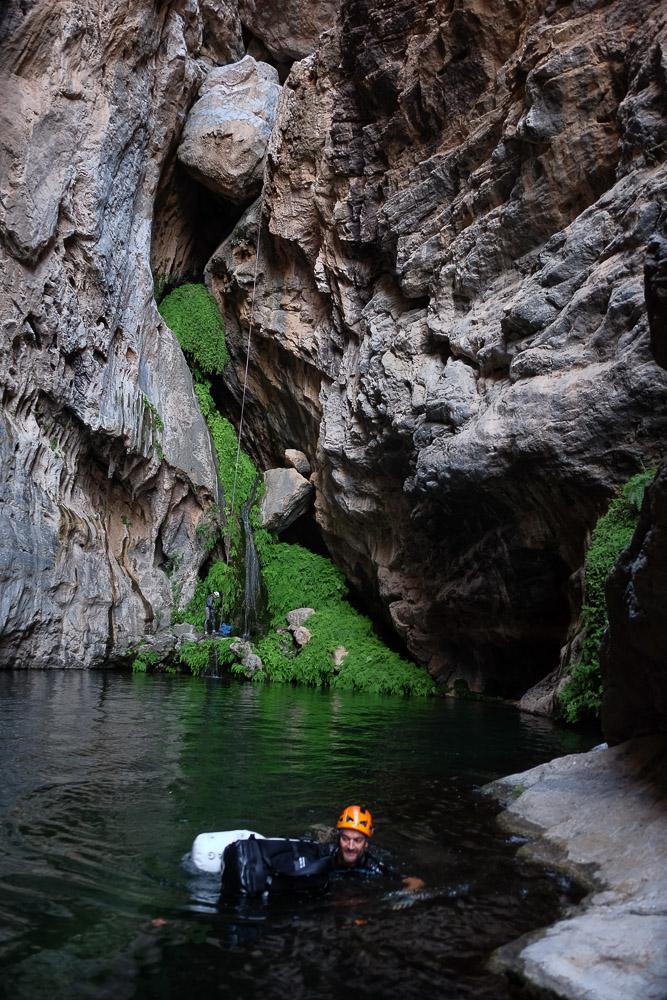 Wadi Halfain, Sayq Plateau 62
