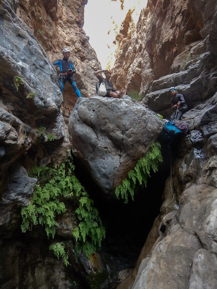 Wadi Halfain, Sayq Plateau 68