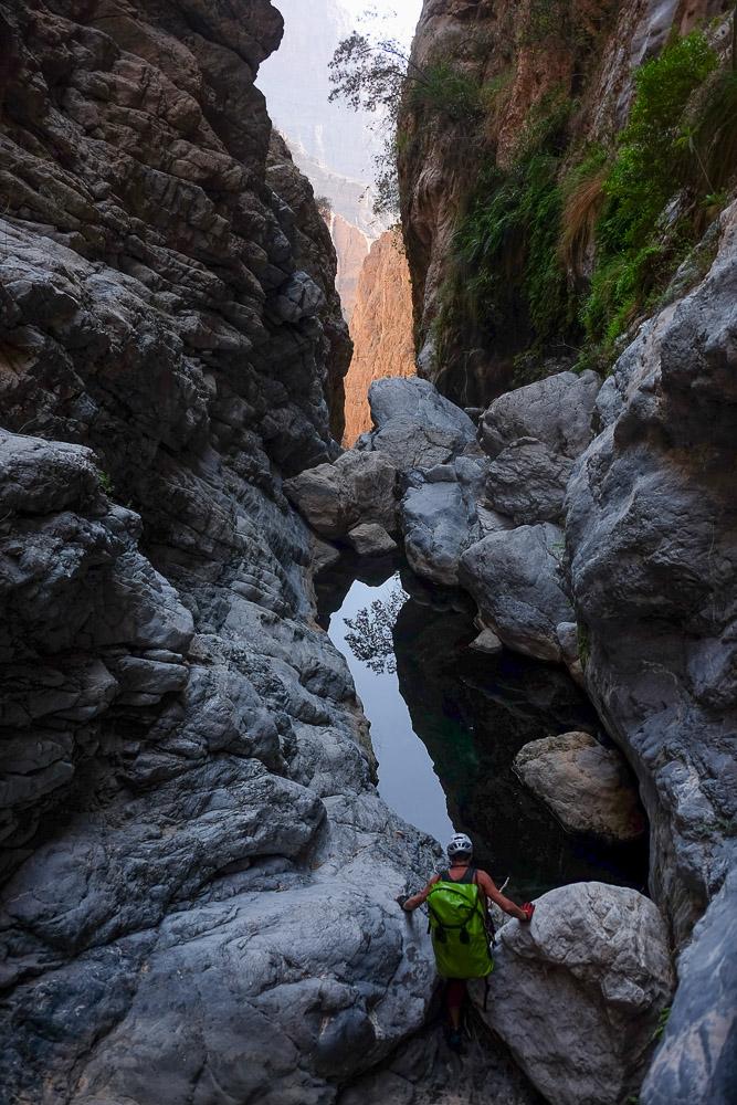 Wadi Halfain, Sayq Plateau 71