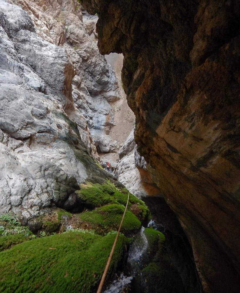 Wadi Halfain, Sayq Plateau 73