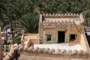 Wadi Bani Khalid, Hajar Oriental 7