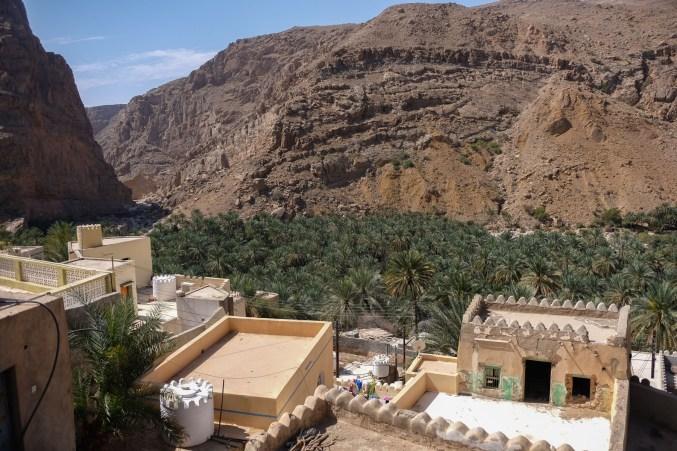 Wadi Bani Khalid, Hajar Oriental 8