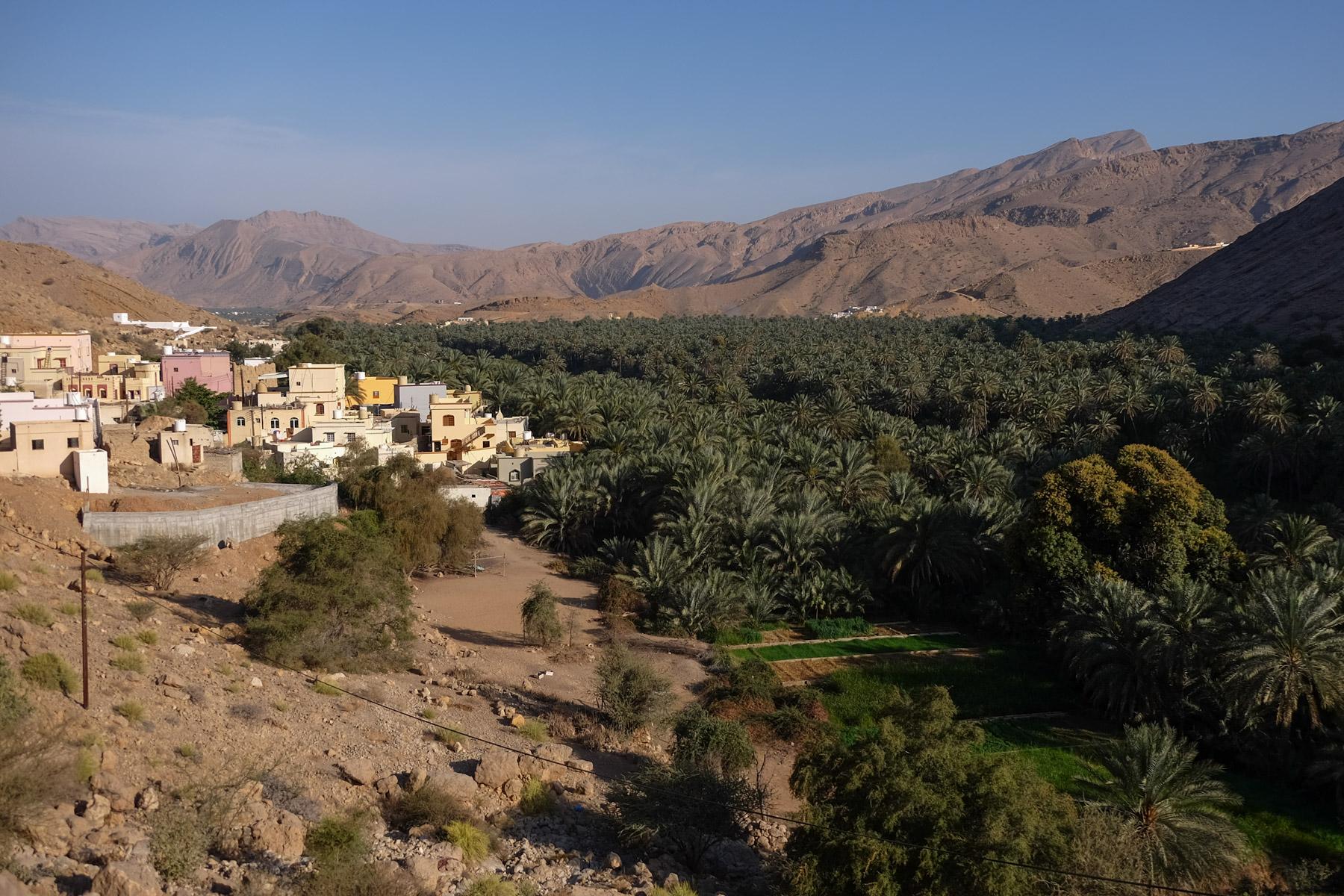 Wadi Bani Khalid, Hajar Oriental 3