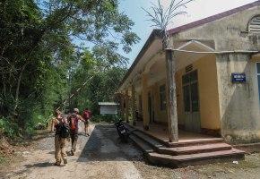 Viet Haï trek, Cat Ba Island 7