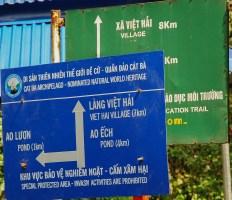 Viet Haï trek, Cat Ba Island 6