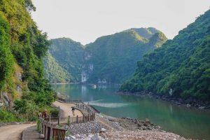 Viet Haï trek, Cat Ba Island, Vietnam 23
