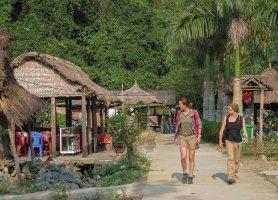 Viet Haï trek, Cat Ba Island 24