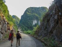 Viet Haï trek, Cat Ba Island, Vietnam 24