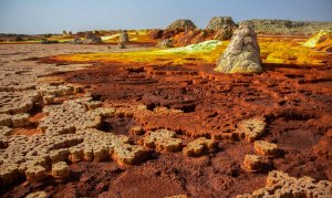 Les couleurs du sel, Danakil, Ethiopie 28