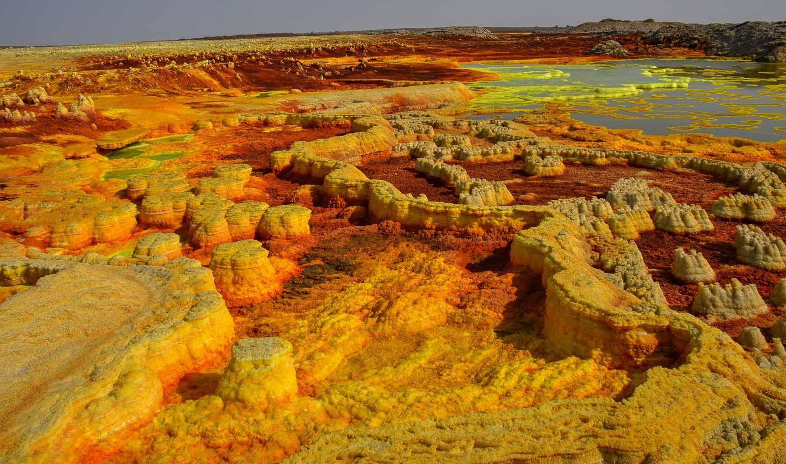 Les couleurs du sel, Danakil, Ethiopie 30