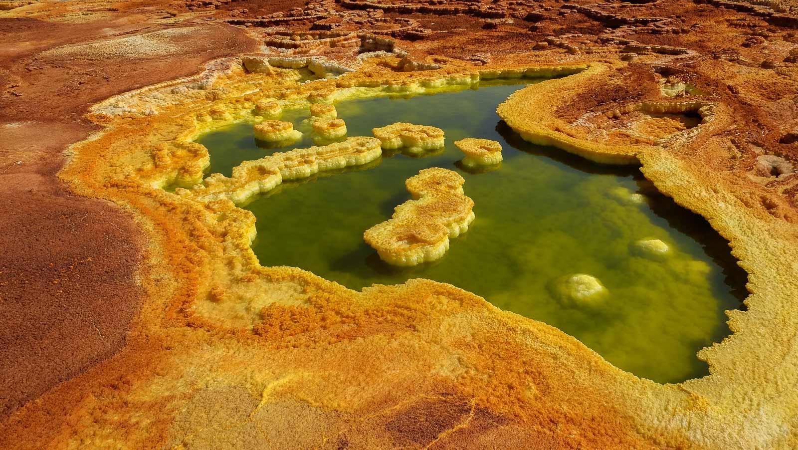 Les couleurs du sel, Danakil, Ethiopie 39