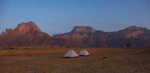 Harigwa Camp à Megab Jour 2, Gheralta 75