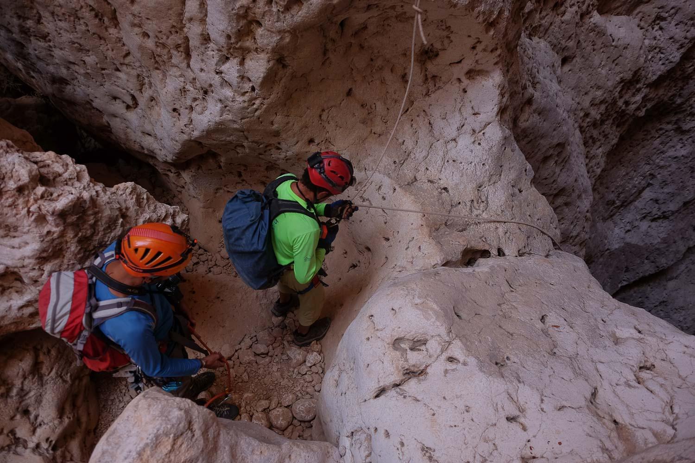 7th Hole to Tahri cave, Hajar Oriental 16