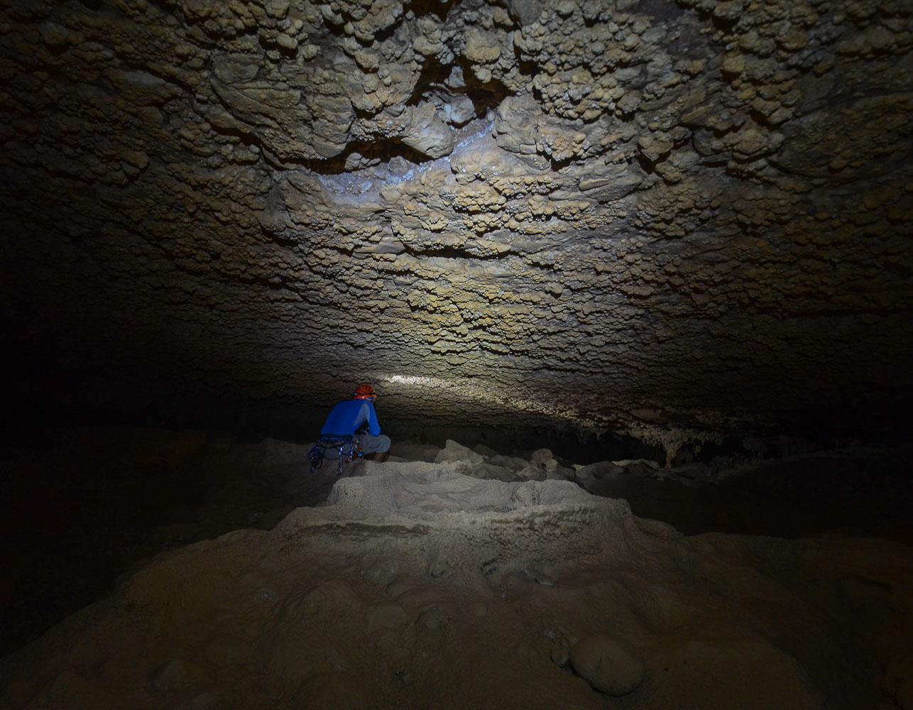 7th Hole to Tahri cave, Hajar Oriental 41