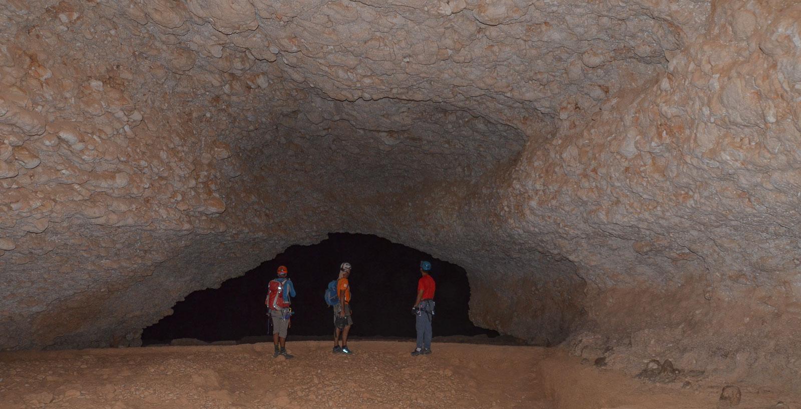 7th Hole to Tahri cave, Hajar Oriental 46