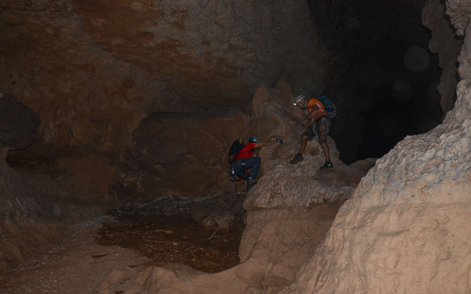 7th Hole to Tahri cave, Hajar Oriental 67