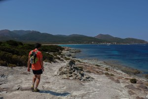 Macinaggio à Bargaggio, sentier des douaniers, Cap Corse 46