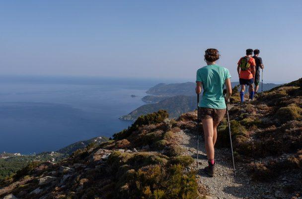 Les crêtes de Pinu, Cap Corse 2