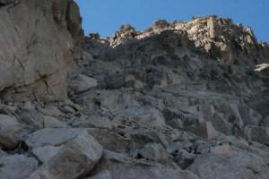 Monte Rotondo, Melo et Capitello, Corte 18