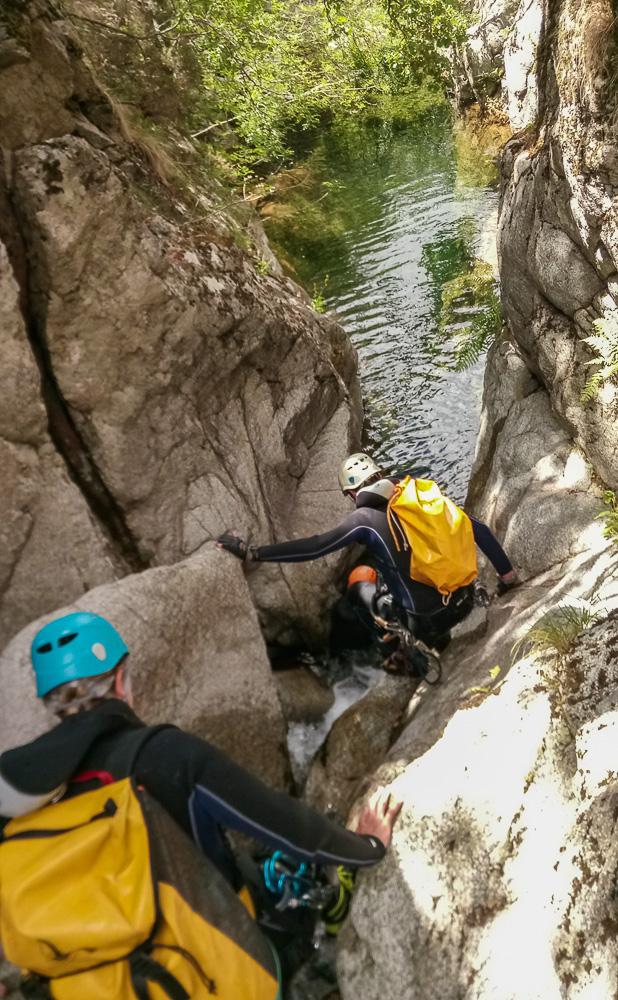 Ruisseau d'Aneddu, Olivese 7