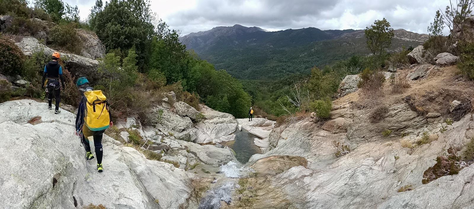 Ruisseau d'Aneddu, Olivese 9
