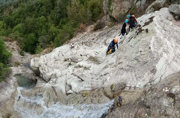 Ruisseau d'Aneddu, Olivese 2
