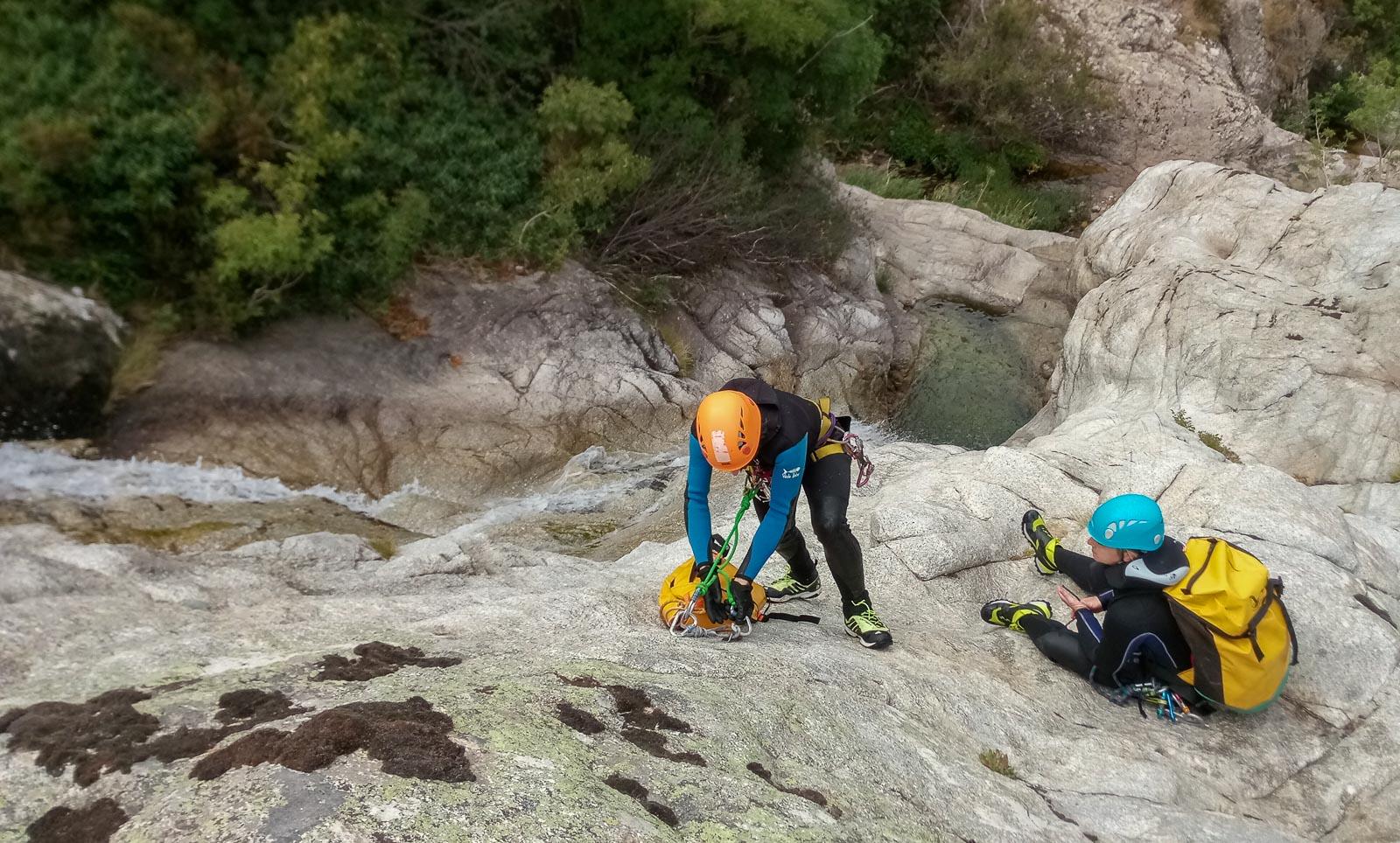 Ruisseau d'Aneddu, Olivese 11