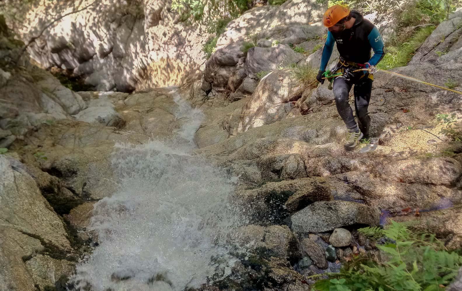 Ruisseau d'Aneddu, Olivese 21