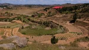 Derrière la maison rouge, Antananarivo 4