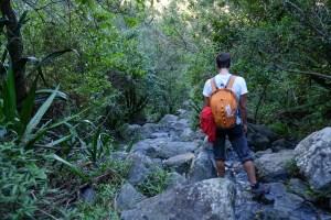 Canalisation des Orangers par le Maïdo, Mafate, La Réunion 18