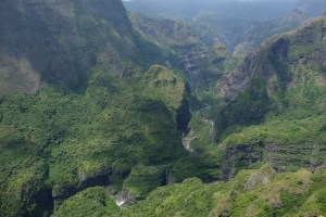 Canalisation des Orangers par le Maïdo, Mafate, La Réunion 38