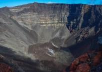 Cratère Dolomieu, Piton de La Fournaise, La Réunion 9