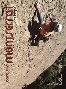 Guia escalada Montserrat Sur