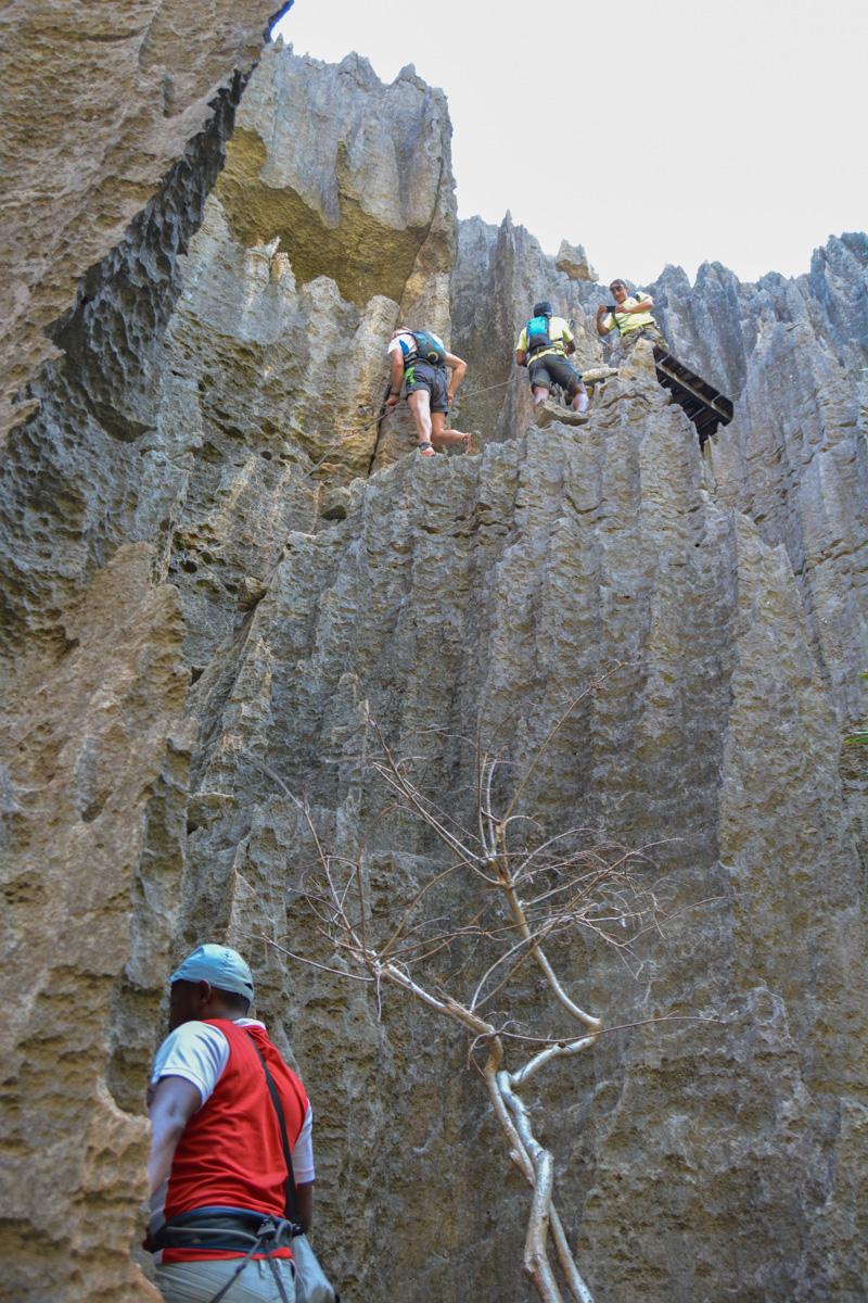 Tsingy de Bemaraha, Bekopaka 32